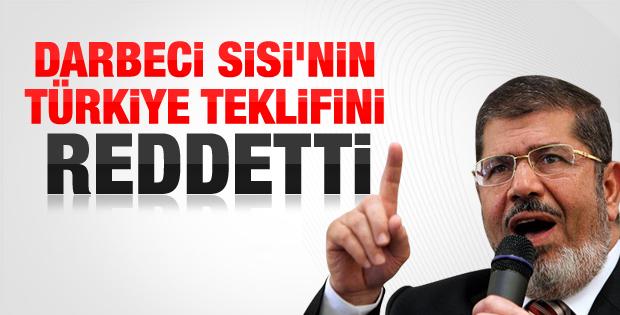 Mursi'ye Türkiye teklifi