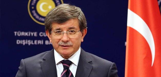 Davutoğlu: Türkiye saldırılara karşılık verecek