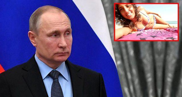 Putin, İsrailli genç kızı affetti