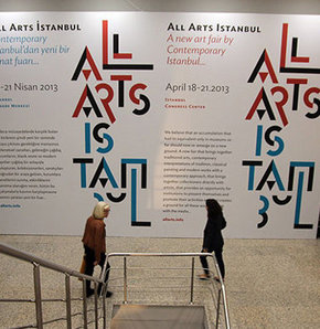 All Arts İstanbul başlıyor