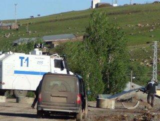 Lice'de olaylar çıktı: 1 ölü 2 yaralı